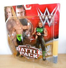 WWE - Triple H & Road Dogg - Mattel Battle Pack - Series 45 - wrestling figures