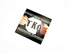 TKO Vanish Coin The Kaylor Option Magic Tricks Close Up Free shipping worldwide