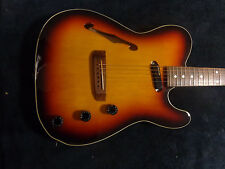 1994/95 Fender Thinline Acoustic/Electric