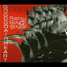 Rats! Sing! Sing! by Gogogo Airheart (CD, Nov-2005, Gold Standard Laboratories)