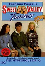 The Mysterious Dr. Q (Sweet Valley Twins)-ExLibrary
