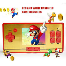 Classic Retro Game Console Handheld Portable 2.6 inch 600+Games FC Pocket Gift