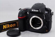 MINT in BOX Nikon D800 36.3 MP Digital SLR Camera w/Memory card From Japan a346