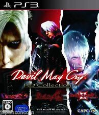 Used PS3 Devil May Cry HD Collection PLAYSTATION 3 SONY JAPAN JAPANESE IMPORT