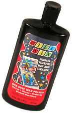New! Mill Wax Pinball Machine Playfield Cleaner FRESH STOCK! Free Shipping!
