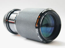 Kiron 80-210mm f/4 PK mount lens SPARES or REPAIR!