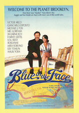 FILMS  -   ANONYMOUS  POSTCARD  -  FILM  -  BLUE  IN  THE  FACE