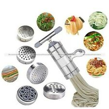 New Kitchen Stainless Steel Pasta Noodle Maker Press Spaghetti Machine Juicer S1