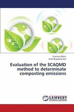 Evaluation of the Scaqmd Method to Determinate Composting Emissions by...