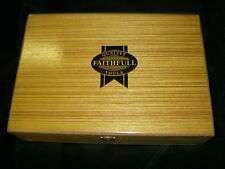 FAITHFULL TOOLS WOODEN BOX IDEAL FOR NO 4 PLANE,SQUARE,BEVEL,MARKIN GAUGE NEW