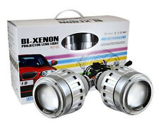 G5 HID Bi-Xenon Projector Lens Light Kit & Angel eyes,Demon eyes with Ballast