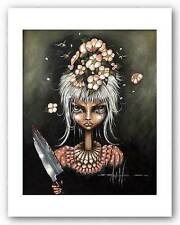 FANTASY ART PRINT Single Again Angelina Wrona