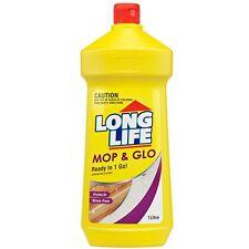 Long Life 1L Mop & Glo Floor Cleaner
