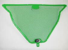 R&G GREEN DOWNPIPE GRILL for KAWASAKI ZX6-R, 2013 to 2015