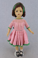 "21"" old vintage Madame Alexander composition Wendy Ann Doll for ""TLC"""