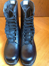 GERMAN ARMY COMBAT BOOTS PARA BOOTS SPRINGERSTIEFEL BLACK US 8.5 EUR 41 BW 265