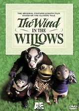 The Wind in the Willows (DVD, 2004)