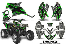 POLARIS OUTLAW 90 GRAPHICS KIT CREATORX DECALS STICKERS TXGS