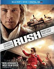 Rush (Blu-ray Disc, 2014)