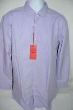 HUGO BOSS Red Label EASTON X Man's Dress Shirt  NEW Size 42 Large Neck 16.5