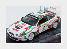 Toyota Celica Gt-Four Rally Montecarlo 1995 Kankkunen Edicola 1:43 PASRACOL112