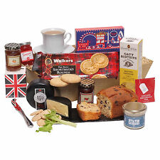 Great British Tastes Hamper - English Hamper Gift Baskets - Real British Food
