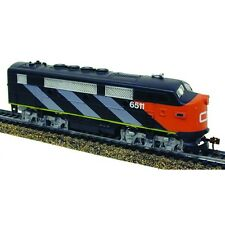 HO TRAIN IHC CANADIAN  NATIONAL LOCOMOTIVE DCC SOUND F-3 A C&N CANADIAN NATIONAL