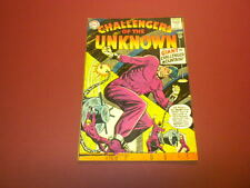 CHALLENGERS OF THE UNKNOWN #36 DC Comics 1964