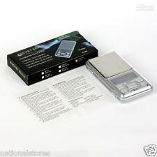 500G/0.1G(100mg) DIGITAL POCKET WEIGHING WEIGHT SCALE  for Jewellery,Gems etc