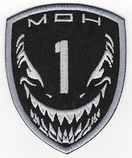 MEDAL OF HONOR TASK FORCE MAKO NAVY MBSS AOR1 SILVER PATCH