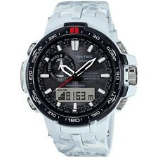 CASIO PROTREK MENS WATCH PRW-6000 PRW-6000SC-7 TRIPLE SENSOR V3 MULTIBAND 6