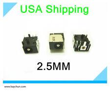 2pcs DC power jack charging port connector for ACER FERRARI 3000 3200 3400 4000