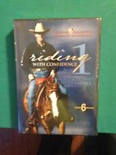Clinton Anderson Riding with Confidence series 1 DVD (4) set