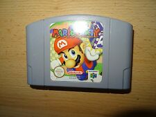 Mario Party - N64 Nintendo 64  PAL version