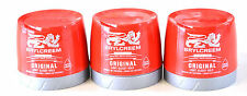 3 X 250ml RED TUBS CLASSIC BRYLCREAM HAIR STYLING CREAM