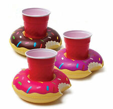 Float Drink Holder Inflatable Floating Beer Cup Party Floating Toys Beach Games