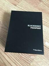 New BlackBerry Passport GSM 32GB 4G LTE (FACTORY Unlocked) QWERTY Sealed!