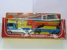 LONESTAR SUPER ROADMASTERS ARTICULATED CRANE TRUCK