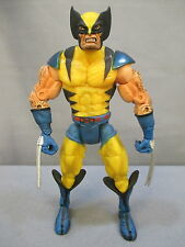 "Marvel Legends Series 3 ""WOLVERINE"" Action Figure X-Men 100% complete C9  iii"