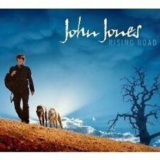 """JOHN JONES """"RISING ROAD"""" CD 12 TRACKS NEU"""