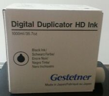 Gestetner Digital Duplicator Ink 8005.   Great Deal!!!!