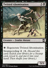 MTG TWISTED ABOMINATION FOIL EXC - ABOMINIO FOLLE - EMA - MAGIC