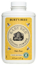 Burt's Bees Baby Bee Talc Free Dusting Powder Bottle 4.5 oz - 118703