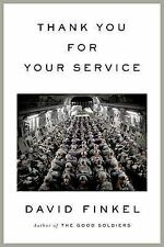 Thank You for Your Service by David Finkel (Hardback, 1st Edition 2013)
