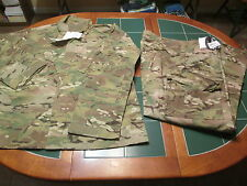 SET NEW  MULTICAM SHIRT PANT US ARMY  SIZE XL LONG  NWT FR FRACU USGI UNIFORM
