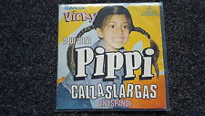 "Vicky-PIPPI CALZELUNGHE/Pippi Calzaslargas 7"" single SUNG IN SPANISH"