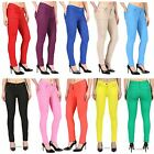Ladies Womens Skinny Fit Coloured Jeggings Stretchy Jeans New Trousers UK 8 26