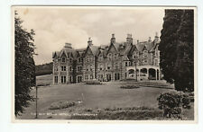 The Ben Wyvis Hotel Strathpeffer 1951 Real Photograph Clough Westway Wood Lane