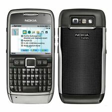 NEW NOKIA E71 UNLOCKED PHONE 3G SMARTPHONE - STEEL GREY - WARRANTY