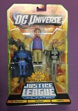 JUSTICE LEAGUE UNLIMITED FINAL JLU FIGURES DR DESTINY TOYMAN FIREFLY 3 PACK